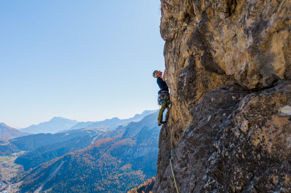 Alpine Rotsklimmen 27-9-2021