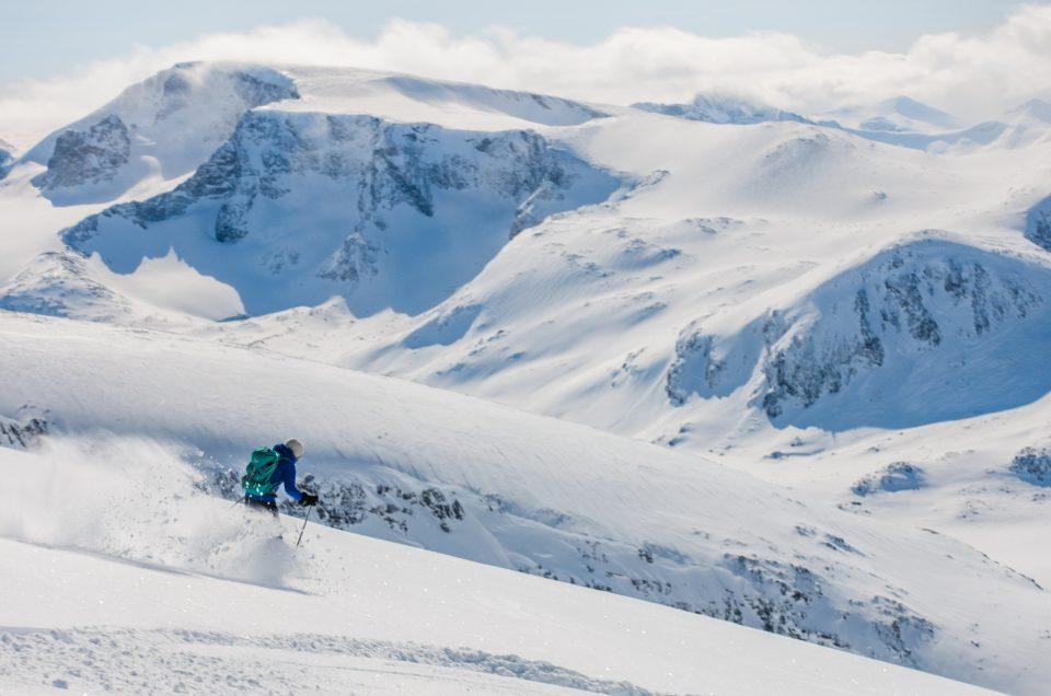 Alpen en Noorwegen