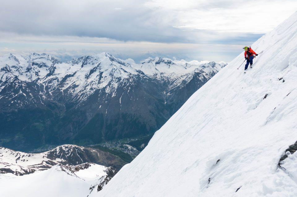 Eiger & Lenzspitze noordwand